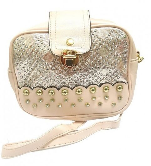 Turqueesa Bubbly Pastel Pink Sling