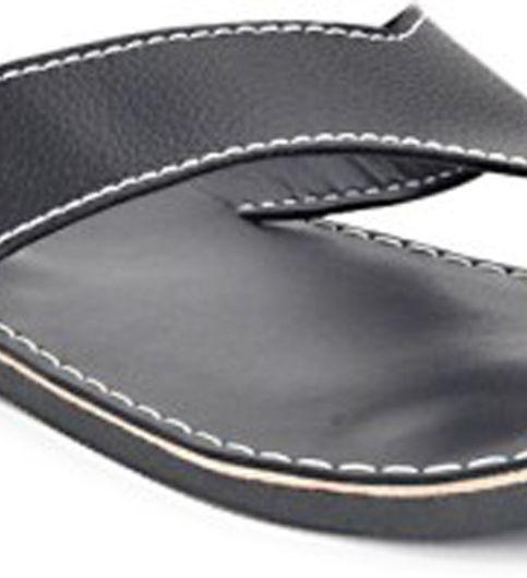 Clbohara black slipper-1117