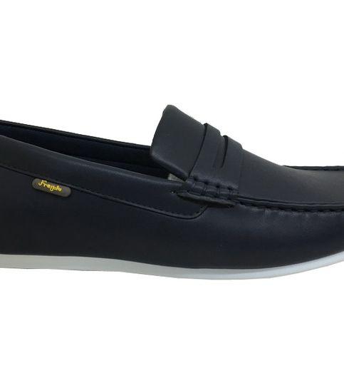 Froskie Casual Smart Party Wear LoafersFR013-NAVY