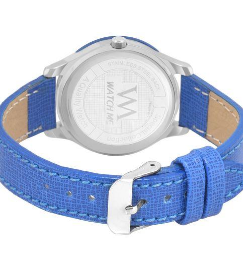 Watch Me Blue Watch For Women WMAL-213