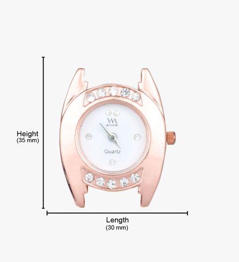 Watch Me White Analog Wrist Watch for Women