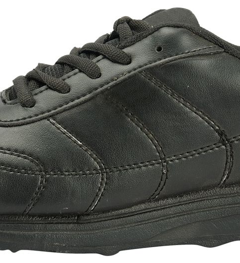 Belly Ballot synthetic black Casual Shoes