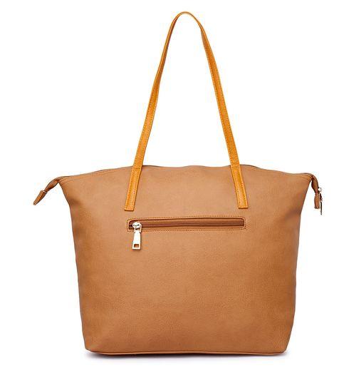 Scoop Street 22107Camel Hand Bag