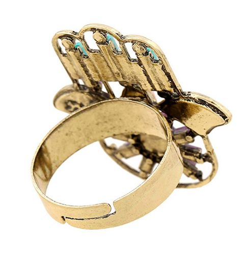 Hamsha Funky Ringfashion Jewelry