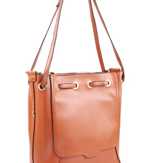 Brown Handbag For WomenIn1072