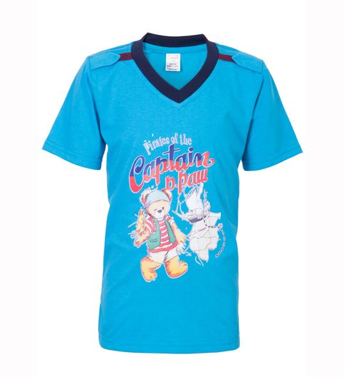 Ultrafit Junior Boys Cotton Multicolored T-Shirt- Pack of 2182