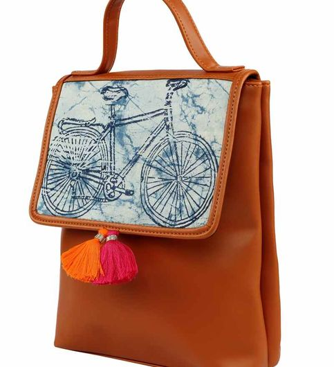 Cycle Back Pack