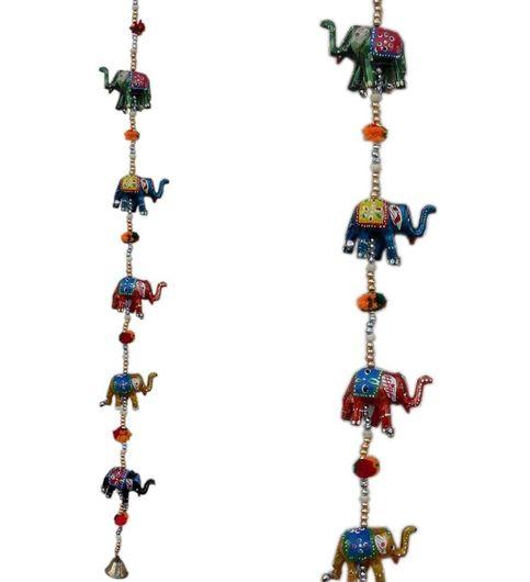 Kalaaplanet Traditional Door Hanging - Elephant