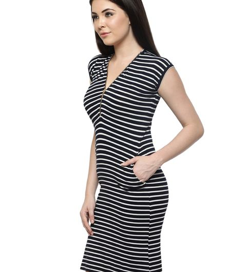 Rebecca Stripes Dress
