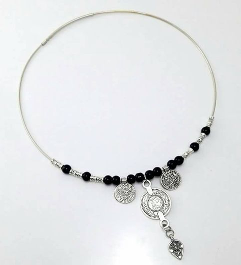 Necklace In German Silver