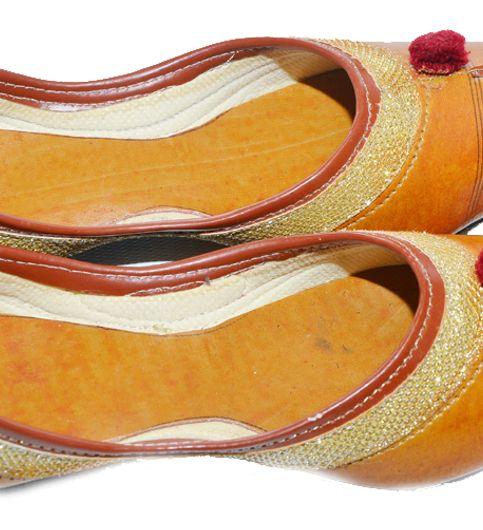 The Rajasthali Jaipuri Jutiya - MultiJj01Cyy008