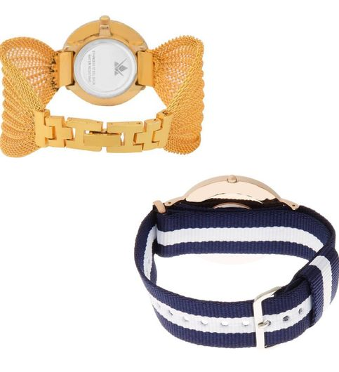 Klassy Collection new desinger best selling Analog Watch - For Couple