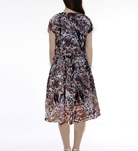 Viukart Georgette A Line Dress