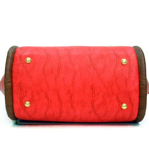 Inkdice Premiummjesca red handbag for women