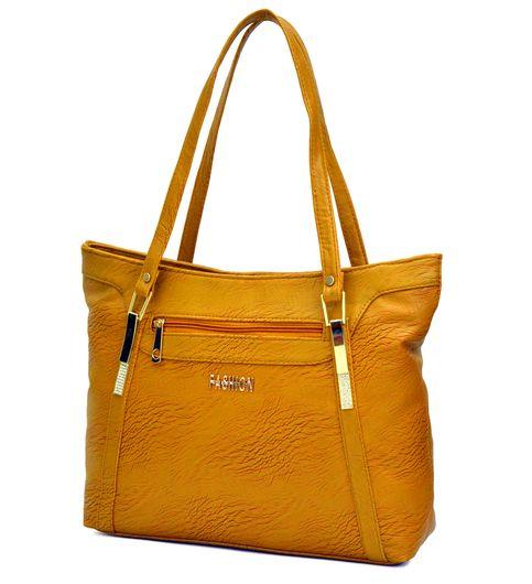 INKDICE Premium Fashion Gold Beige handbag for women