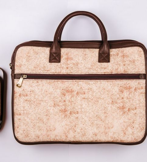 Zouk - Hash Brown Laptop Bag