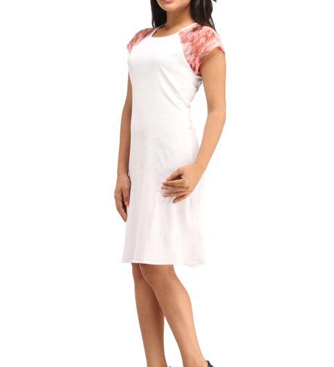 Cottinfab Womens Casual Dress DSS9059E