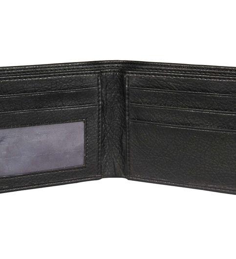 Harp Harp black Color PU Material Wallets