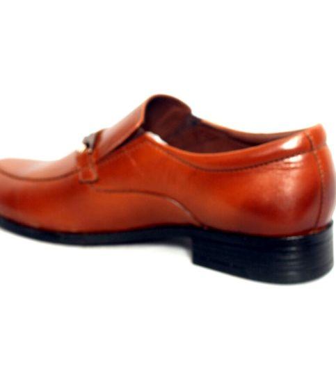 Green Bulls Mens Leather Formalwedding shoe