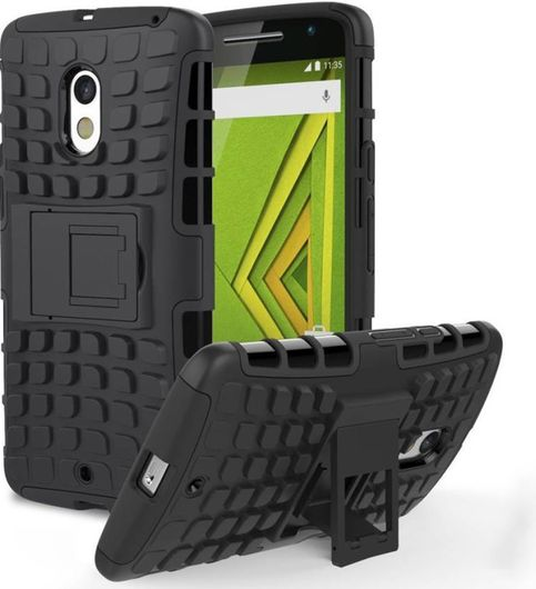 Combo for Motorola Moto X Style Back Cover and Selfie Stick for Motorola Moto X Style STSELFSTIK050