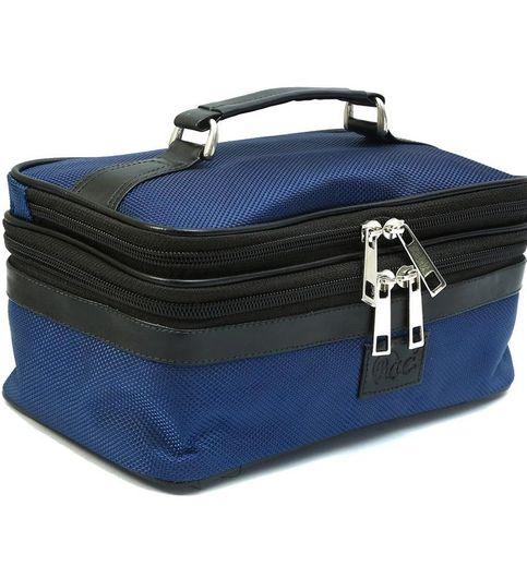 Bcc Classic Shaving Kit Bag For Gents Blue 37
