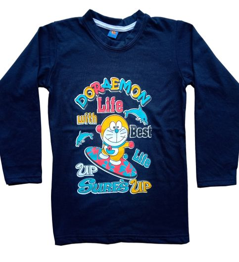 TDCL Boys Printed Round Neck T-shirts Pack of 5