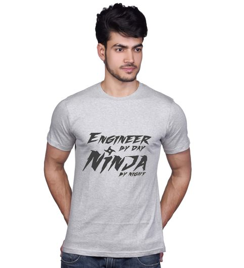 Ninja Engineer T-shirt By Kultura