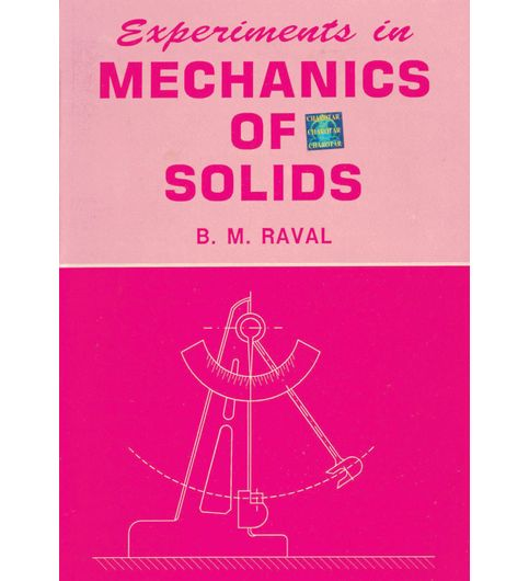 Experiments In Mechanics Of Solids