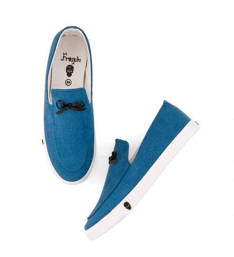 Froskie Vulcanised Canvas Casual Shoes001