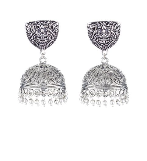 WATCH ME Banjara Boho pom Pom Trendy Fashionable Partywear Earrings Jhumki for Women Girls WMRPG-051