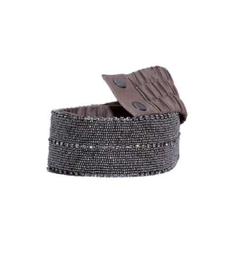 Diwaah Womens Handcrafted Silver Belt DWH000001149