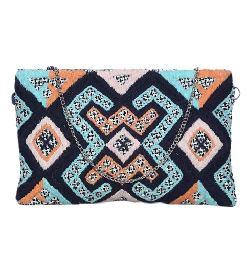 Diwaah Womens Handcrafted Cotton Sling Bag DWH000001305