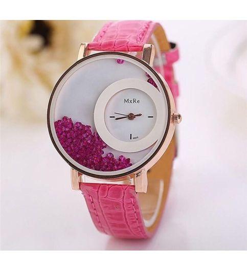 Pink Diamond Watch