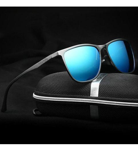 New STyle Blue Mercury Wayfarer Fancy Goggles