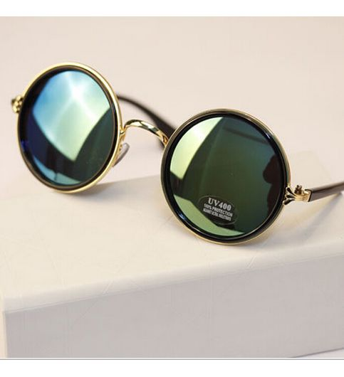 New Style Round Trendy Fancy Glasses