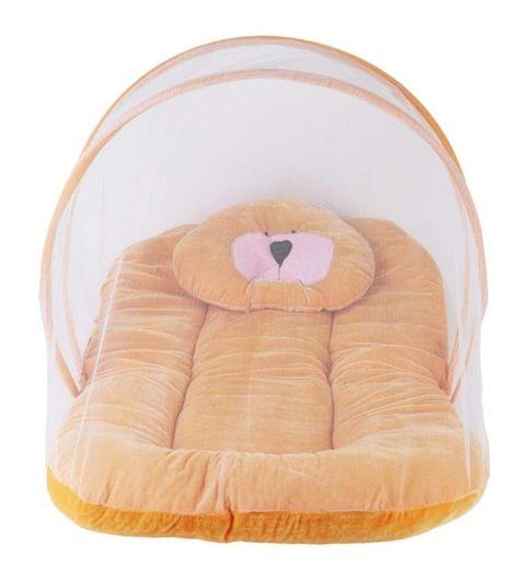 Top One Orange Mosquito Net