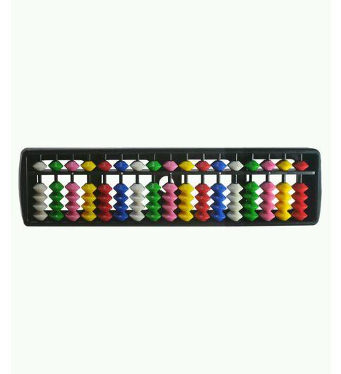 17 Rod Multi color Abacus Kit