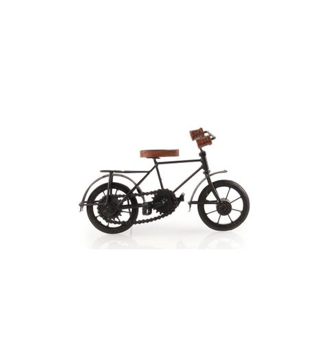 Craftofy Bicycle Made From Iron and Wood