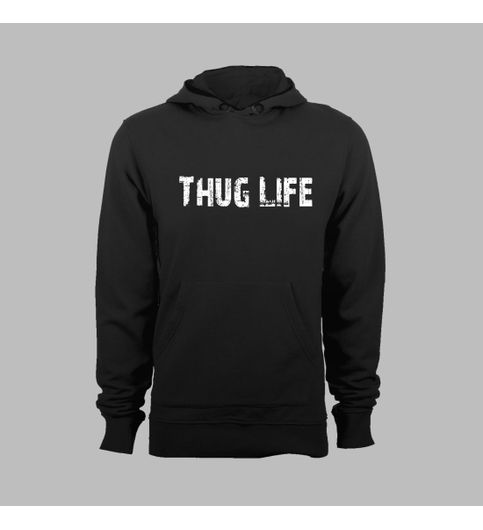 Thug life Sweat Shirt Hoodies
