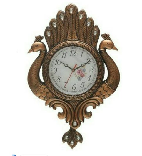 KAPAPO Analog Wall Clock