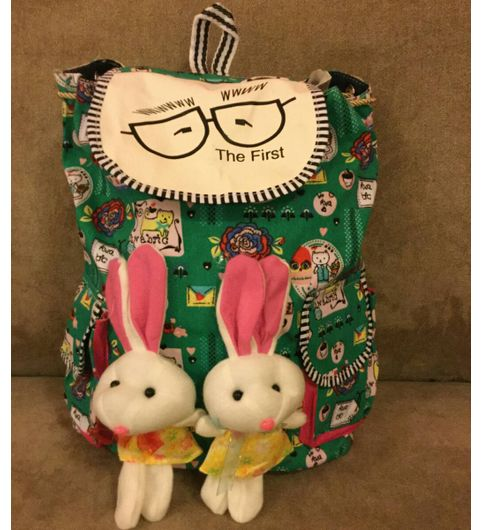 Baby Backpack Multicolor