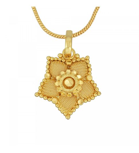 Buy memoir gold plated handcrafted star shaped pendant necklace memoir gold plated handcrafted star shaped pendant necklace women stylish latest mozeypictures Choice Image