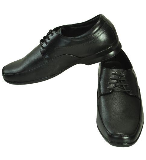 Ajanta Men s Formal Derby Boots - Black
