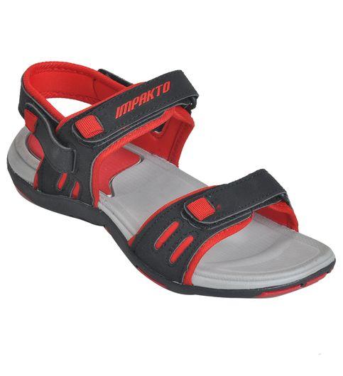 Impakto Men s Sandals - Red