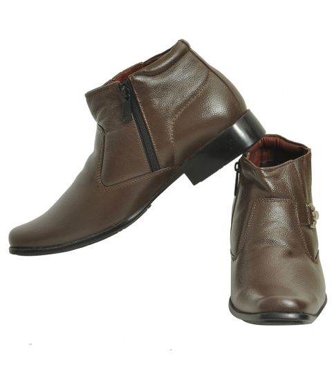 Imperio Men s Formal Shoes - Brown