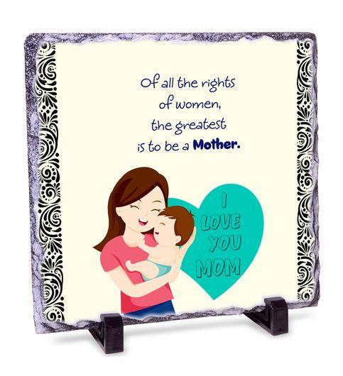 Buy I Love U Mom Tile Frame at Lowest Price - ILOU76103DAF02495 ...