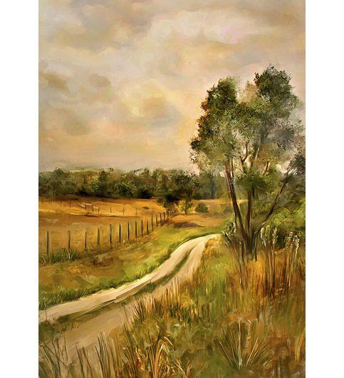 Fantaboy Landscape Printed Poster