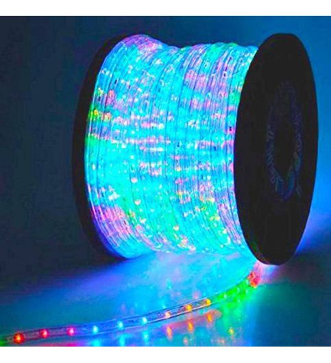 Buy water proof multi super bright led rope at lowest price water proof multi super bright led rope light direct lighting heavy duty pvc clear rope aloadofball Choice Image