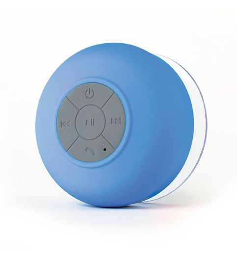 Khoozi Blue Mono 2.4Ghz Speaker and USB Cable