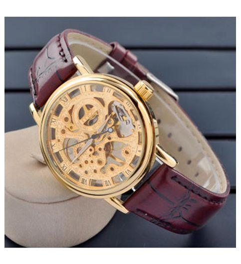 Latest Designer Analog Premium Transperent Watch